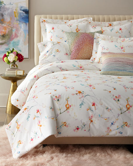 Full/Queen Blossom Duvet Cover