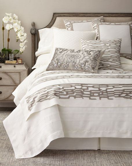 Casablanca Queen Duvet