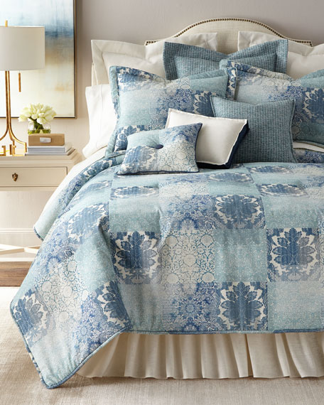 King Mallory 3-Piece Comforter Set