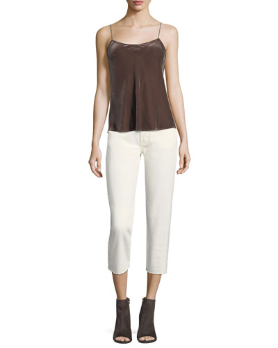 Union Slouch Straight-Leg Jeans and Matching Items