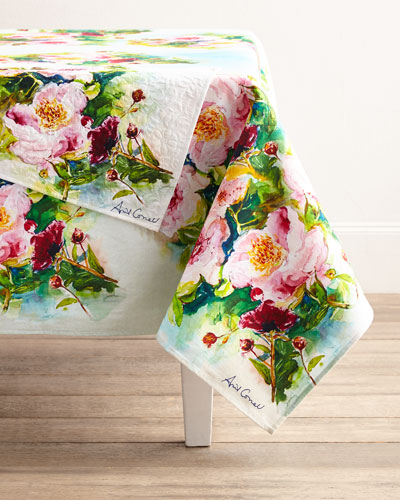 Peony Table Linens