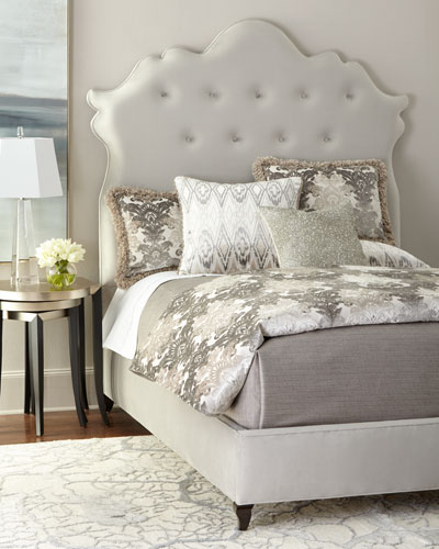 Arabella Tufted California King Bed and Matching Items
