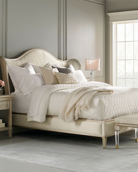 caracole Emilee Bed, King