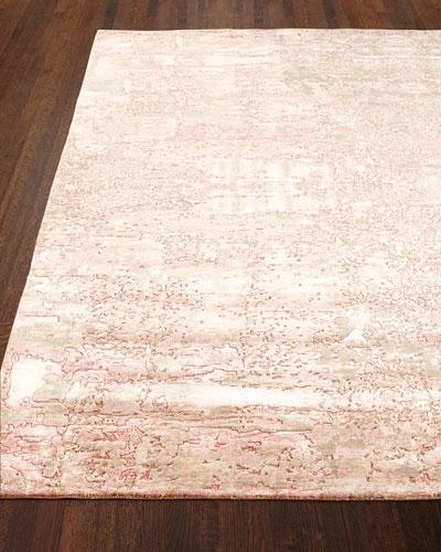 Jubilee Rug, Petal Pink