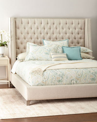 Missy Tufted Bed
