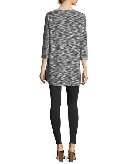 Tweed Tunic Top, Plus Size