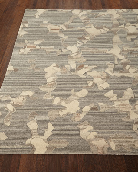 Valor Hand-Tufted Rug, 6' x 9'