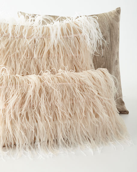 Square Feather Pillow