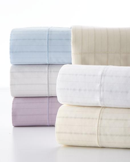 Standard Classic Stripe 310TC Pillowcases, Set of 2