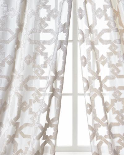 Urban Cut Curtain, 96