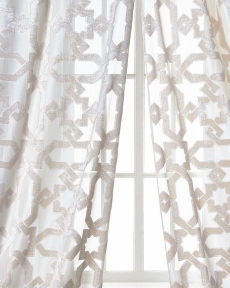 """Urban Cut Curtain, 96"""""""