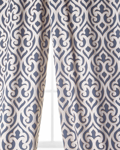 Garden Gate Curtain, 108