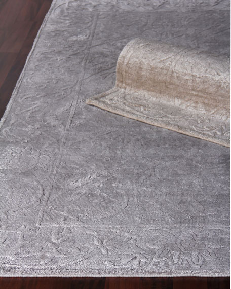 Beatrix Hand-Knotted Rug, 8' x 10'