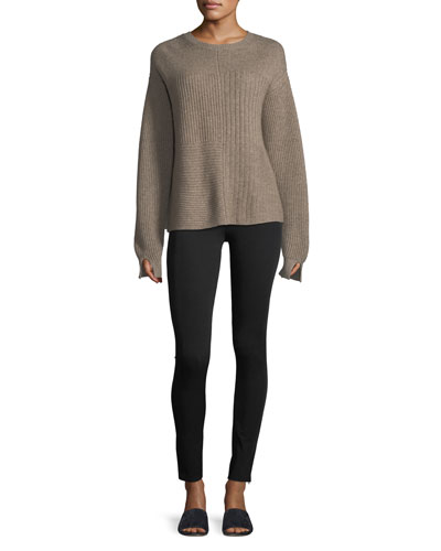 Reflex Mid-Rise Zip-Cuffs Leggings  and Matching Items