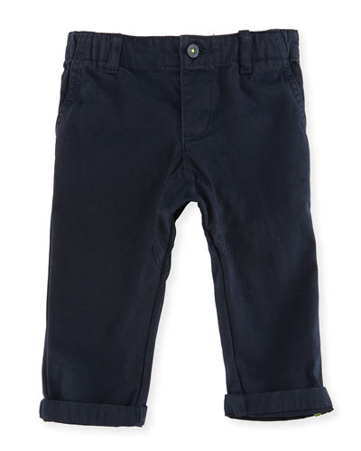 Boys' Elastic-Waist Pants, Size 12-18 Months  and Matching Items