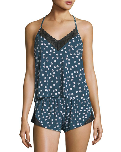 Sweet Dreams Floral-Print Camisole and Matching Items