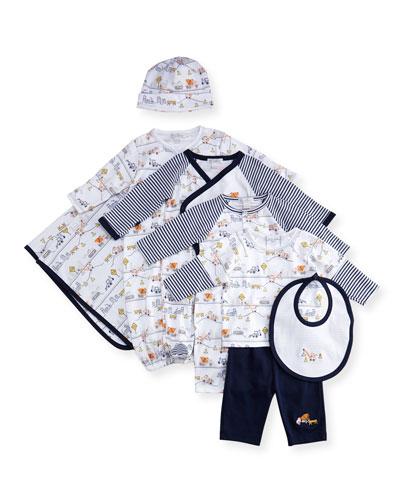 City Demo Pima Footie Pajamas, Size Newborn-9M and Matching Items