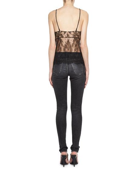 Shadow-Star Skinny Jeans