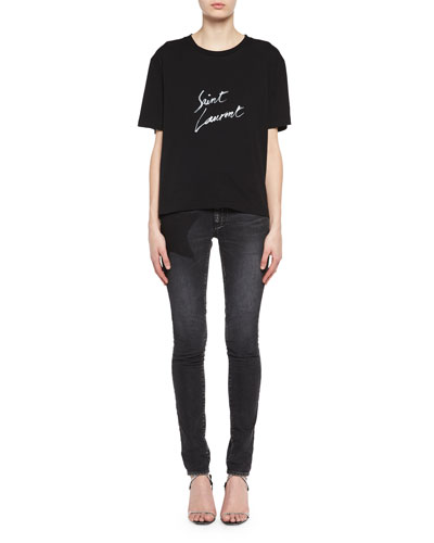 Shadow-Star Skinny Jeans and Matching Items