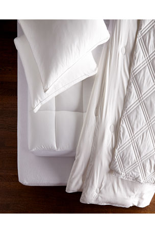 Austin Horn Collection Wild Silk Queen Comforter Queen Down Feather Comforter