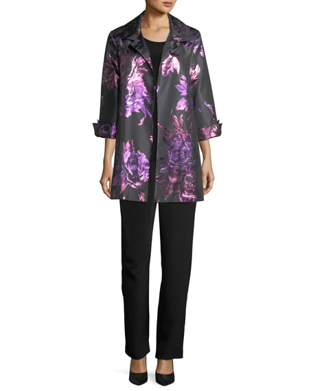 Twilight Blooms Party Jacket
