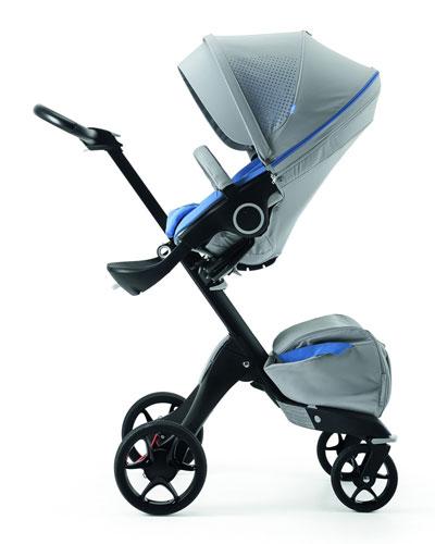 Xplory V5 Athleisure Stroller & Carrycot, Marina