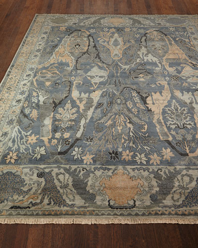 Amellia Hand-Knotted Rug
