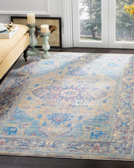 Dawkins Power-Loomed Rug, 6' x 9'2""