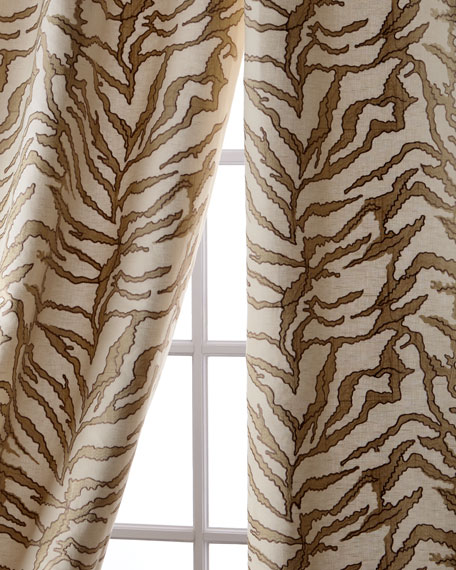 Sherwood Linen/Cotton Curtain, 96""