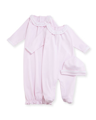 Fall Homecoming Footie Pajamas, Size Newborn-9M and Matching Items