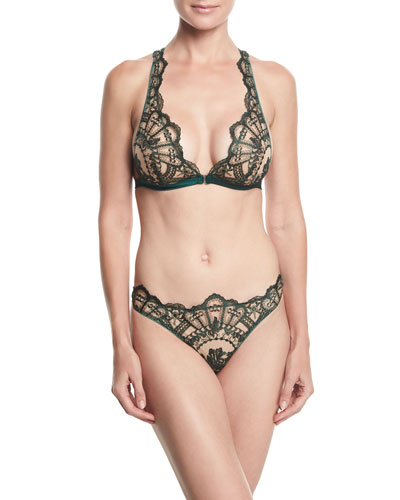 La Naissance De Venus Lace Bralette and Matching Items