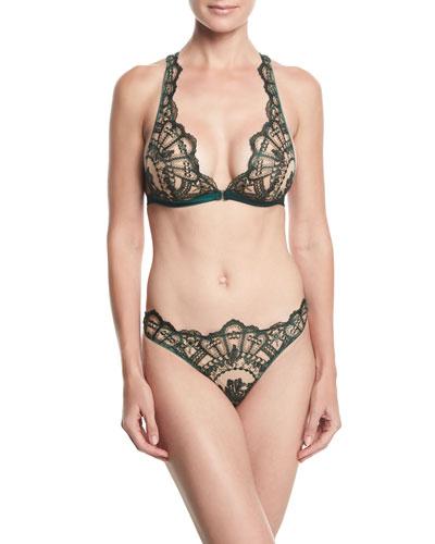 La Naissance De Venus Lace Bralette and Matching Items
