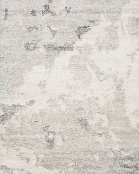 Saffie Hand-Knotted Rug, 6' x 9'