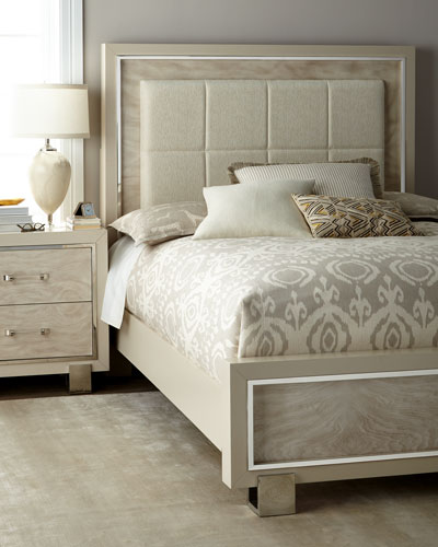 Deanna Queen Upholstered Bed  and Matching Items