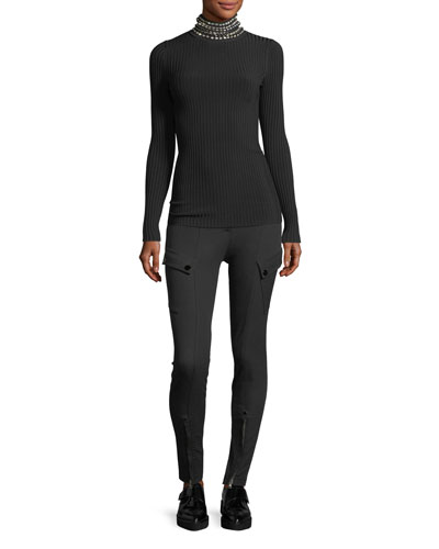 High-Waist Technical Leggings and Matching Items
