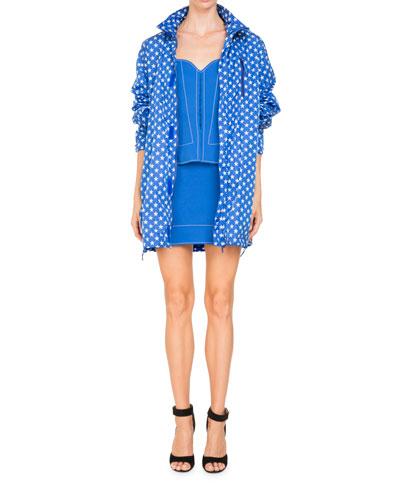 Sleeveless Sweetheart-Neck Peplum Mini Cocktail Dress and Matching Items
