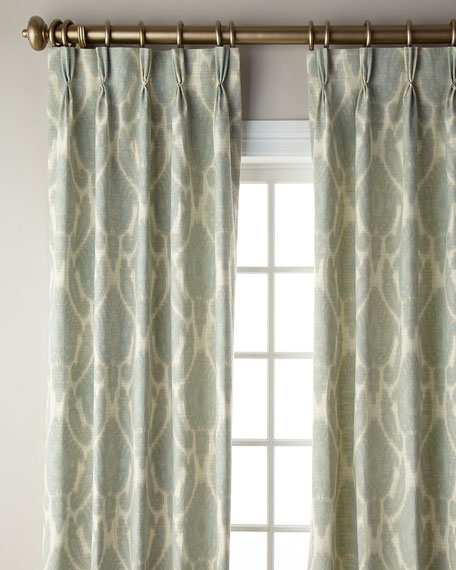"Leighton Curtain, 120""L"