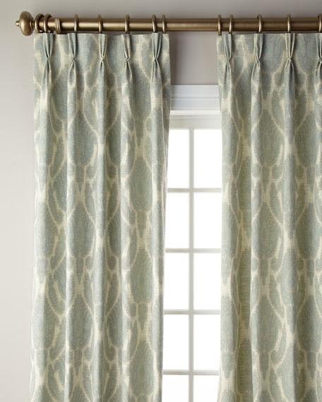 "Leighton Curtain, 120""L"