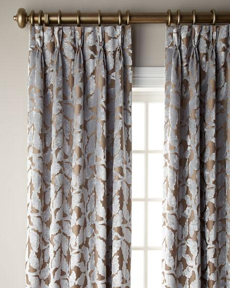 """Maddock Curtain, 108""""L"""