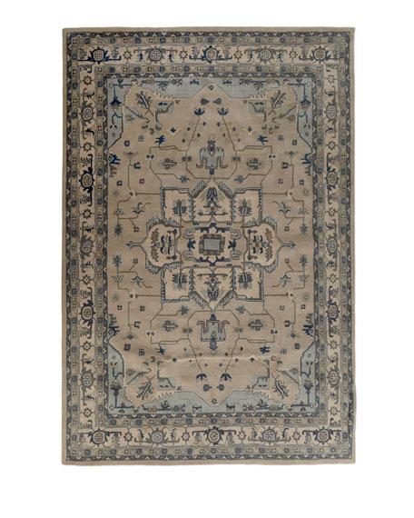 Daisha Hand-Tufted Rug, 9' x 11'