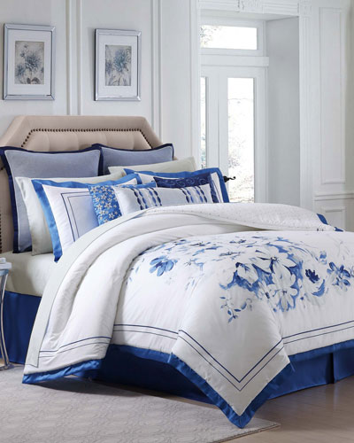 Alfresco Floral California King Comforter Set  and Matching Items