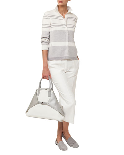 Knit Cashmere-Silk Tank and Matching Items