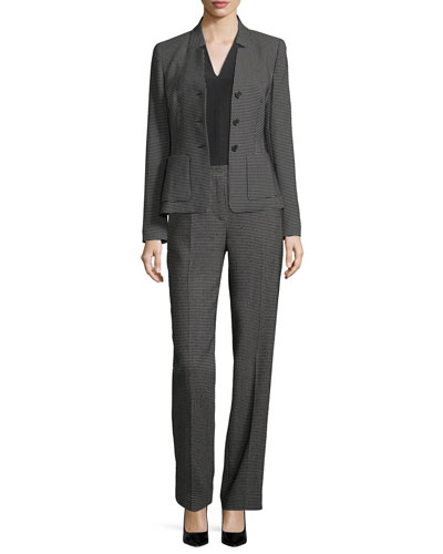 Netal Silk Cap-Sleeve Top and Matching Items