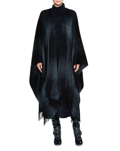 Split-Neck Chenille Midi Dress and Matching Items