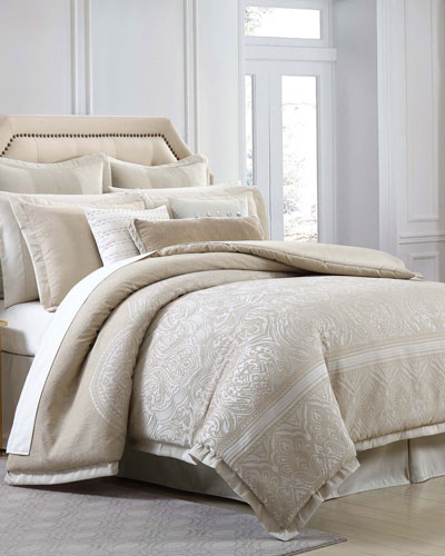 Bellissimo Queen Comforter Set and Matching Items