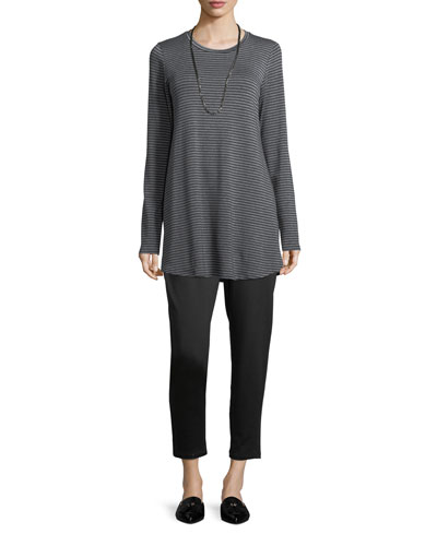 Terry Slouchy Ankle Pants  and Matching Items - Plus Size