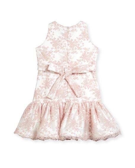 Drop-Waist Lace Dress, Size 12-18 Months