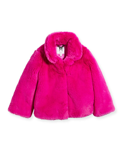 Faux-Fur Jacket, Size 4-7 and Matching Items