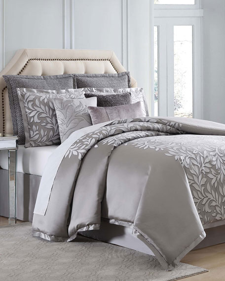Hampton California King Duvet Set