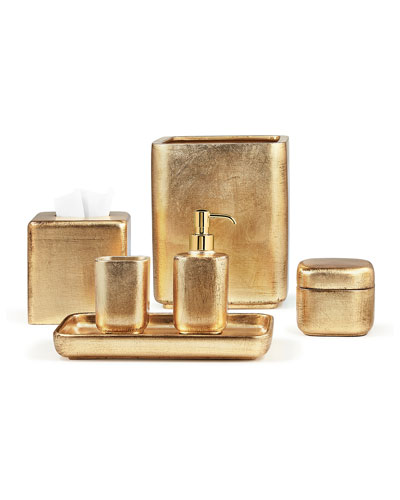 Ava Canister, Gold and Matching Items